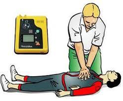 Reanimatie AED oefenavond